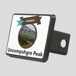 Uncompahgre Peak Rectangular Hitch Cover