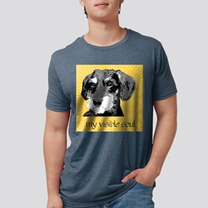 11x11 wire doxie yellow T-Shirt