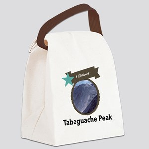 Tabeguache Peak Canvas Lunch Bag