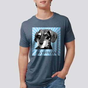 11x11 wire doxie blue T-Shirt