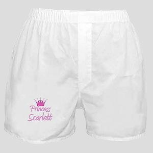 Princess Scarlett Boxer Shorts