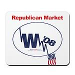 """""""Republican Market"""" Mousepad"""