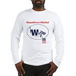 """Republican Market"" Long Sleeve T"