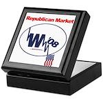 """Republican Market"" Keepsake Box"
