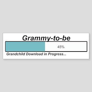 Download Grammy to Be Bumper Sticker