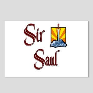 Sir Saul Postcards (Package of 8)