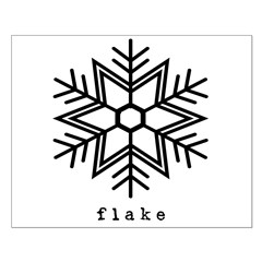 flake Posters