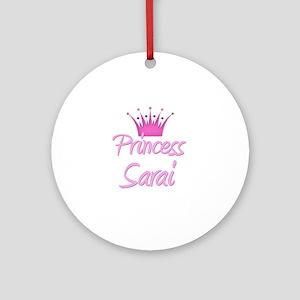 Princess Sarai Ornament (Round)