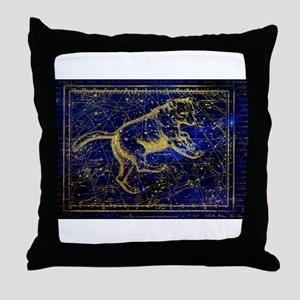 Great Bear Constellation Throw Pillow