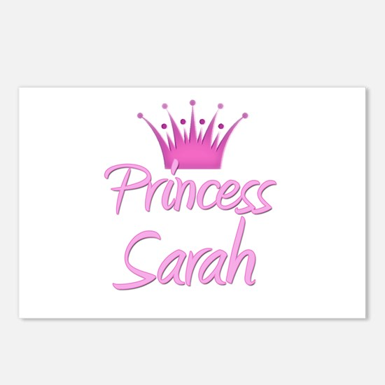Princess Sarah Postcards (Package of 8)