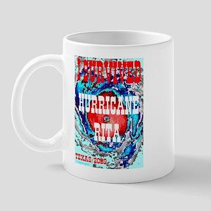 Hurricane Rita Mug