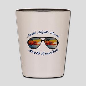 South Carolina - North Myrtle Beach Shot Glass