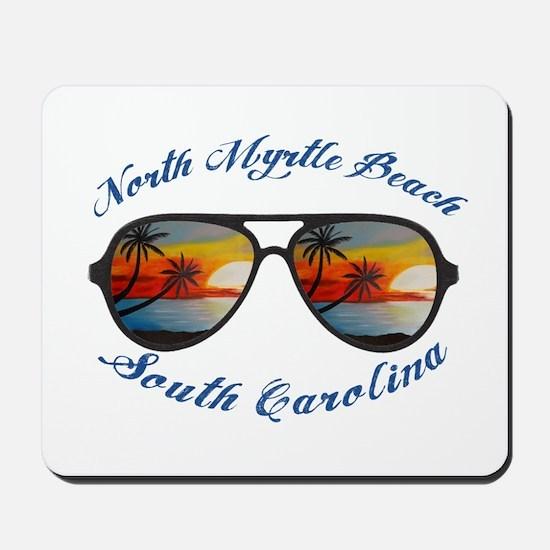 South Carolina - North Myrtle Beach Mousepad