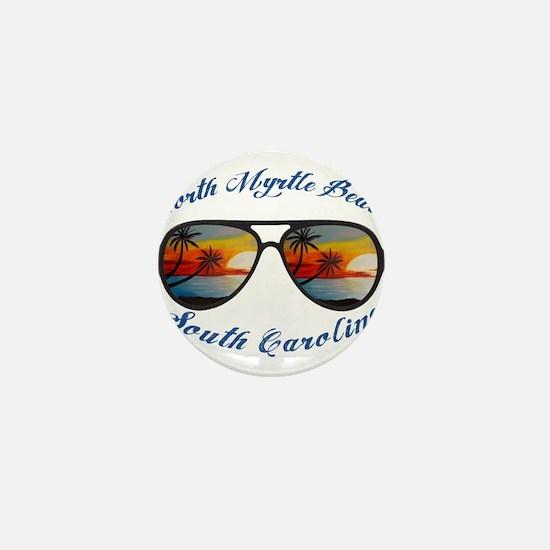 South Carolina - North Myrtle Beach Mini Button