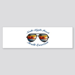 South Carolina - North Myrtle Beach Bumper Sticker