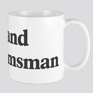 Roland the groomsman Mug