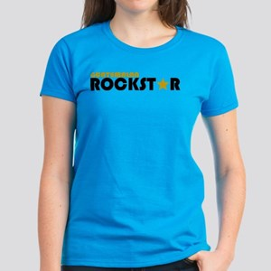 Guatemalan Rockstar 2 Women's Dark T-Shirt
