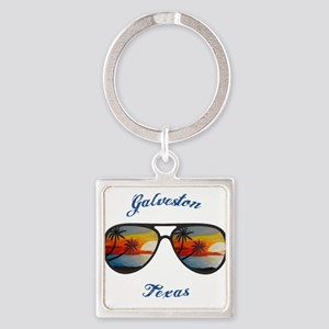 Texas - Galveston Keychains