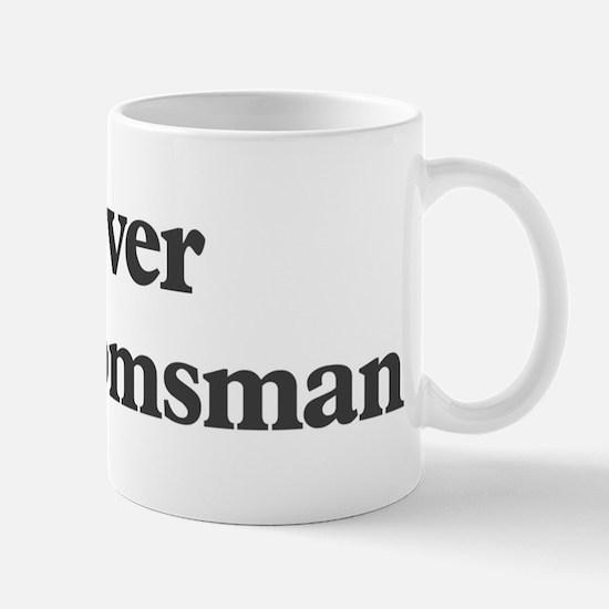Trever the groomsman Mug