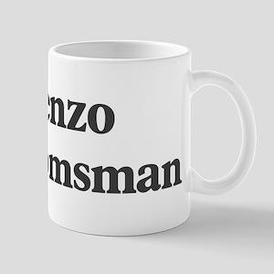 Lorenzo the groomsman Mug