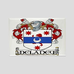 Delaney Coat of Arms Rectangle Magnet (10 pack)