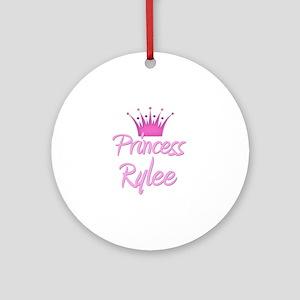 Princess Rylee Ornament (Round)