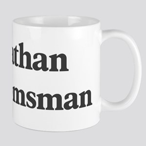 Johnathan the groomsman Mug