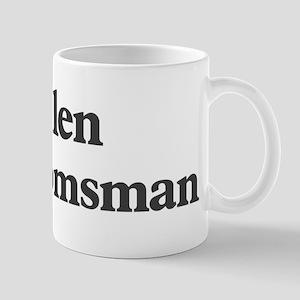 Kellen the groomsman Mug