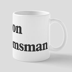 Javon the groomsman Mug
