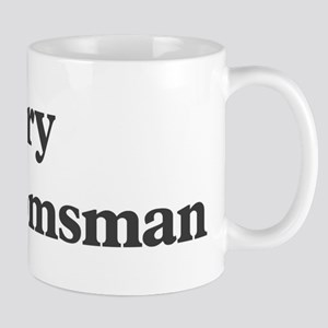Jory the groomsman Mug