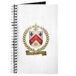 PINARD Family Crest Journal