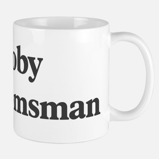 Jacoby the groomsman Mug