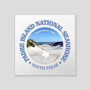 Padre Island National Seashore Sticker