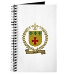 PLANTE Family Crest Journal
