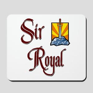 Sir Royal Mousepad