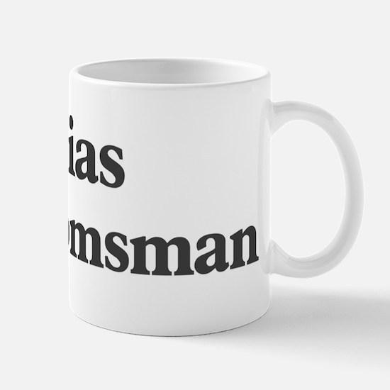Isaias the groomsman Mug