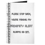 proximity alert pregnancy Journal