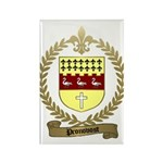 PRONOVOST Family Crest Rectangle Magnet (100 pack)