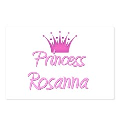 Princess Rosanna Postcards (Package of 8)