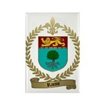 RACINE Family Crest Rectangle Magnet (100 pack)