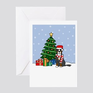 BMD Howling Holiday Greeting Card