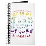 Tracks Of North American Mammals Journal
