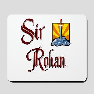 Sir Rohan Mousepad