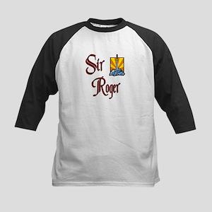 Sir Roger Kids Baseball Jersey
