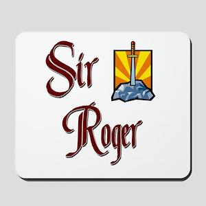 Sir Roger Mousepad