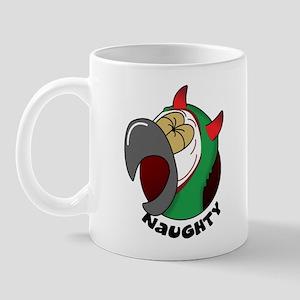 Angel Devil Severe Macaw Mug