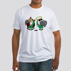 Angel Devil Severe Macaw T Shirt (Fitted)
