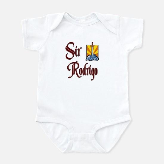 Sir Rodrigo Infant Bodysuit
