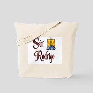 Sir Rodrigo Tote Bag