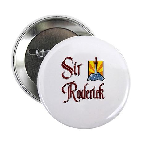 """Sir Roderick 2.25"""" Button"""